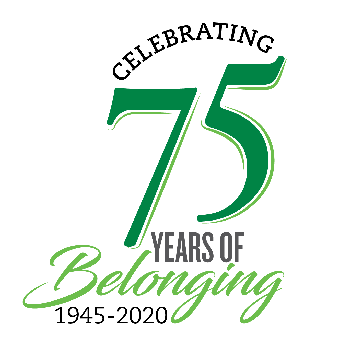 Celebrating 75 Years of Belonging