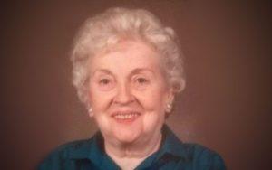 Roosevelt alum Betty Balanoff