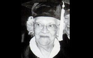 Roosevelt alumng Myrtle Shannon